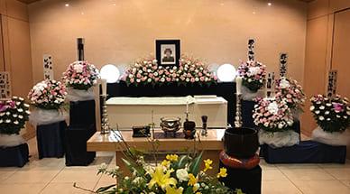 中野家の葬儀