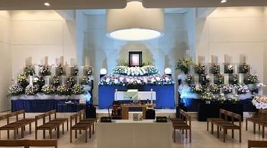 田口家の葬儀