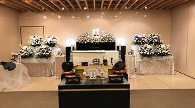 落合家の葬儀
