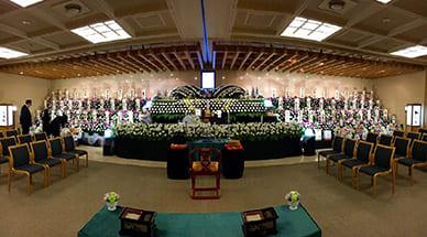 山口家の葬儀