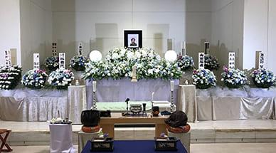 東野家の葬儀
