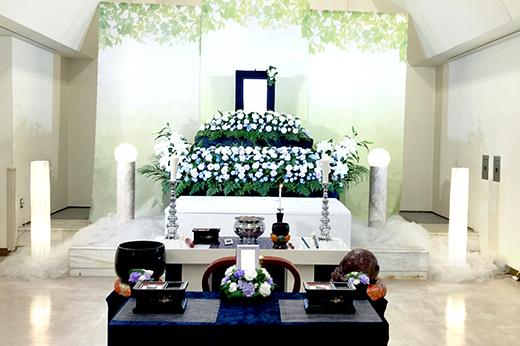 宮前区の葬儀事例 No.1