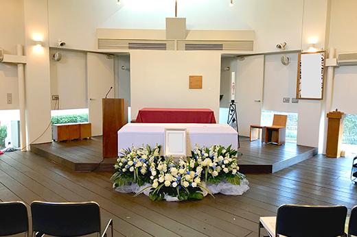 高津区の葬儀事例 No.1