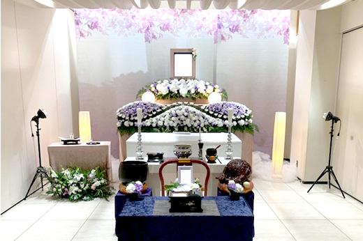 多摩区の葬儀事例 No.1