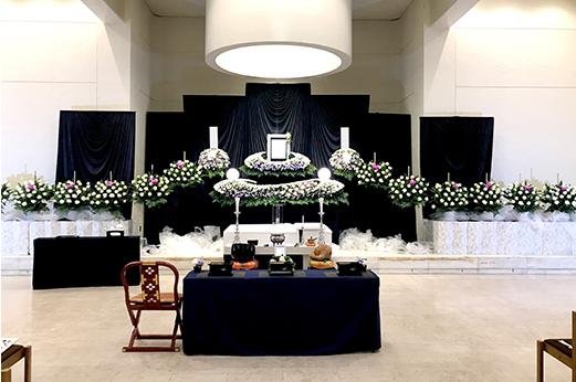 多摩区の葬儀事例 No.2