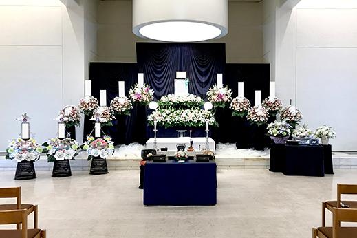 多摩区の葬儀事例 No.3