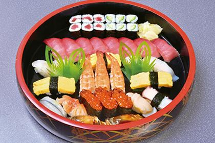お寿司盛合せ ※3人~5人盛