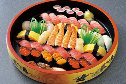 お寿司盛合せ 3人~5人盛