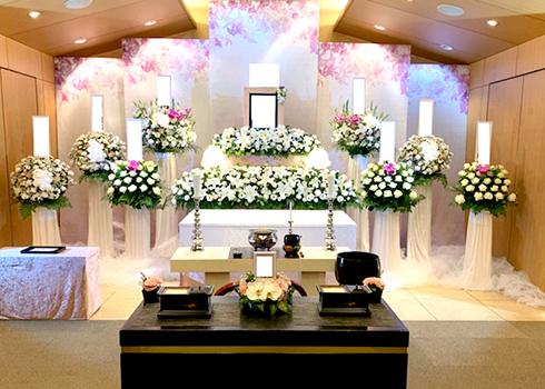 かわさき南部斎苑の葬儀事例 No.2