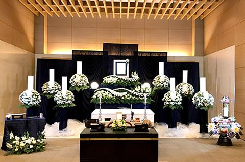 かわさき南部斎苑の葬儀事例 No.3
