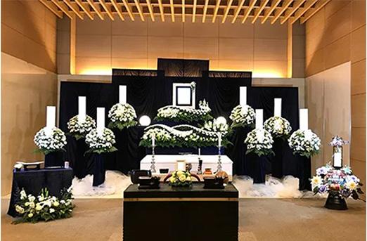 仏教での葬儀事例