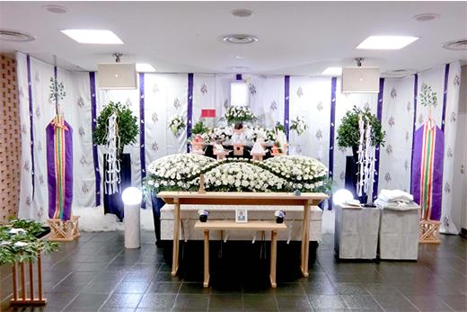 神道・神式での葬儀事例