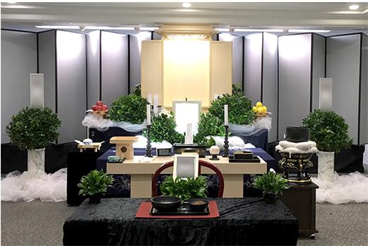 創価学会 友人葬での葬儀事例