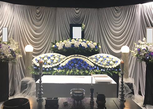 横浜市北部斎場の葬儀事例 No.2