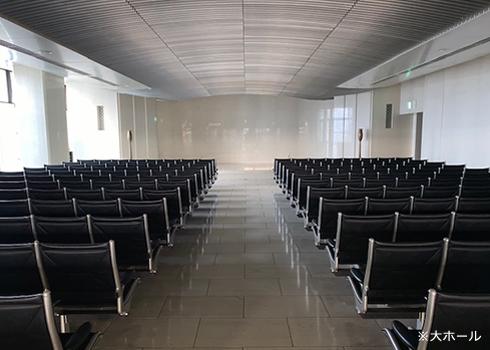 横浜市久保山霊堂の葬儀ホール