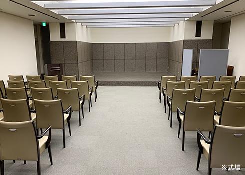 横浜市南部斎場の葬儀ホール
