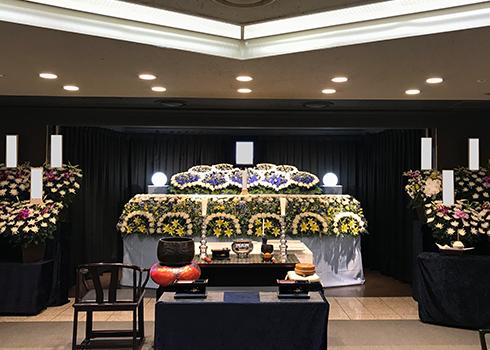横浜市戸塚斎場の葬儀事例 No.2