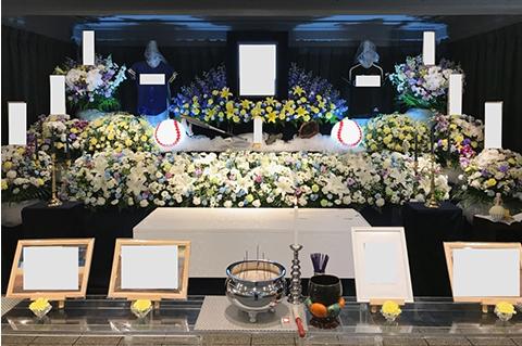 横浜市戸塚斎場の葬儀事例 No.3