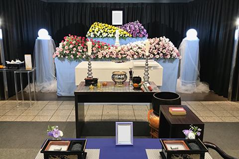 横浜市戸塚斎場の葬儀事例 No.4