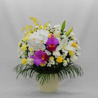 スタンド花 洋花